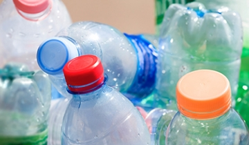 statiegeld op kleine plastic flessen