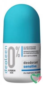 Deoleen Deodorant roller 0% sensitive