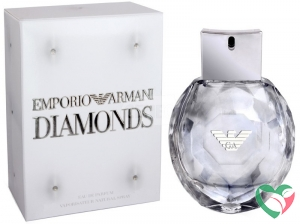 Armani Emporio diamonds eau de parfum vapo female
