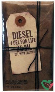 Diesel Fuel for life eau de toilette vapo men