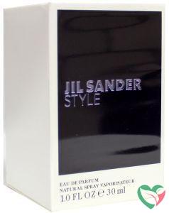 Jil Sander Style woman eau de parfum vapo female