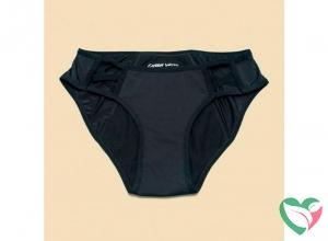 Cheeky Wipes Menstruatie ondergoed Feeling Sassy zwart 44/46