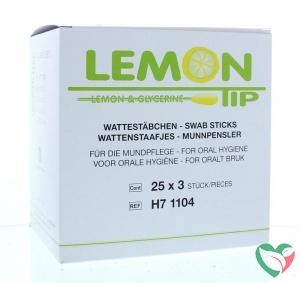 Brocacef Lemontip Mediware 10cm 25x3st