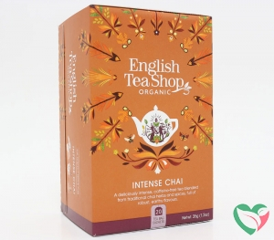 English Tea Shop Intense chai