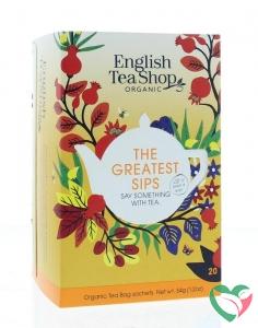 English Tea Shop Greatest sips bio