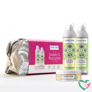 Human+Kind Miracle toilettas moisturizing set