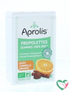 Aprolis Propolis kaneel - sinaasappel bio