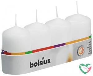 Bolsius Stompkaars 60/40 wit
