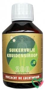 Artelle Kruidensiroop suikervrij