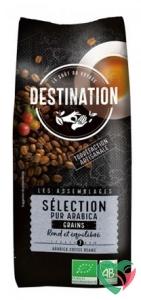 Destination Koffie selection Arabica bonen bio