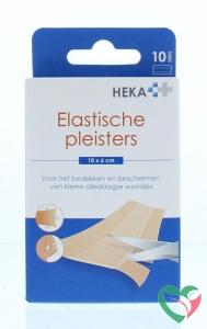 Heka Elastische pleister 10 x 6 cm