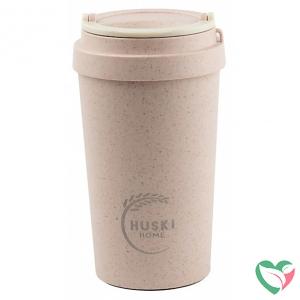 Huski Home Rice husk cup rose