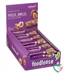Foodloose Poesie amelie verkoopdoos 24 x 35 gram bio