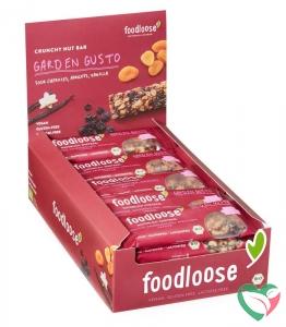 Foodloose Garden gusto verkoopdisplay 24 x 35 gram