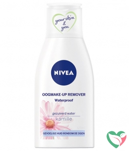 Nivea Waterproof oog make-up remover