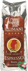 Illimani Inca espresso bonen bio