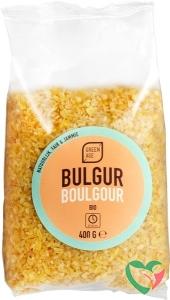 Greenage Bulgur bio