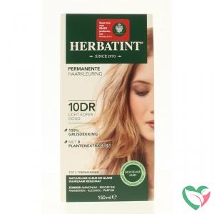 Herbatint 10DR Light copper gold