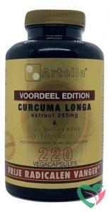 Artelle Curcuma longa extract