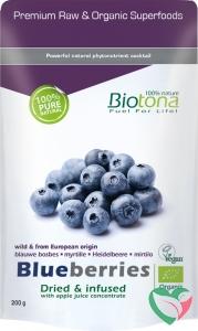 Biotona Blueberries dried infusion bio