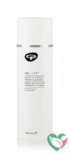 Green People Age defy+ cream cleanser