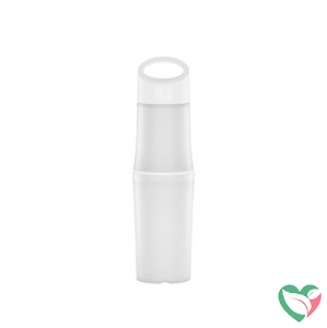 Be o Lifestyle Bottle moonstone white