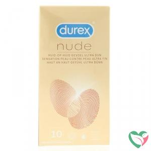 Durex Nude