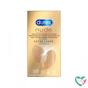 Durex Nude XL condooms
