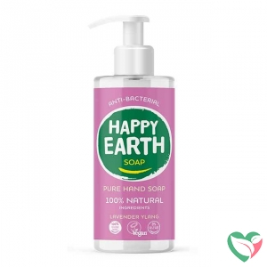 Happy Earth Pure hand soap lavender ylang