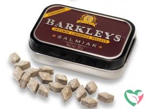 Barkleys Liquorice pellets salmiak