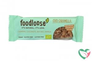 Foodloose Coco caramella notenreep bio