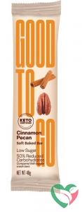Good To Go Cinnamon pecan