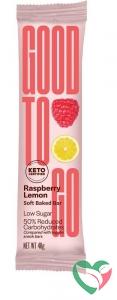 Good To Go Lemon raspberry