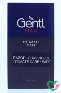 Gentl Man intimate shave box