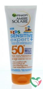 Garnier Ambre solaire kids lotion wet skin SPF50+