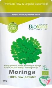Biotona Moringa raw powder