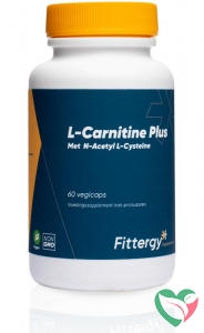 Fittergy Acetyl-L-Carnitine plus