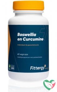 Fittergy Boswellia en curcumine