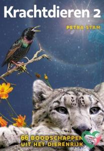 A3 Boeken Krachtdieren 2 kaartenset
