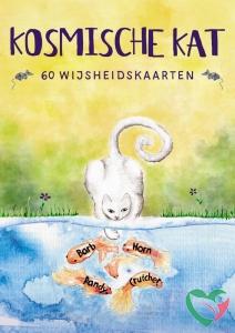A3 Boeken Kosmische kat - 60 wijsheidskaarten