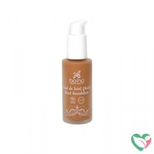 Boho Cosmetics Liquid foundation 07 caramel brun bio