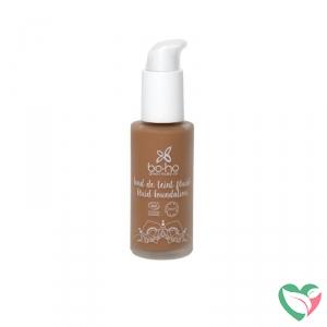 Boho Cosmetics Liquid foundation 08 brun froid bio