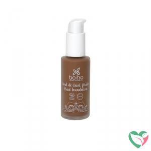 Boho Cosmetics Liquid foundation 10 cafe au lait bio