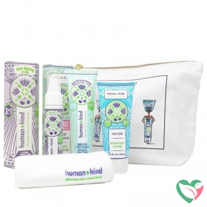 Human+Kind Face care toilet bag
