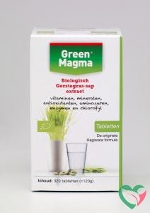 Green Magma Green magma bio