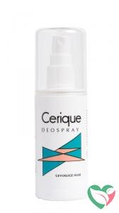 Cerique Deodorant verstuiver geparfumeerd
