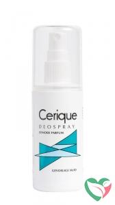 Cerique Deodorant verstuiver ongeparfumeerd
