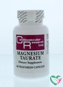 Cardio Vasc Res Magnesium tauraat