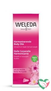 Weleda Wilde rozen harmoniserende olie