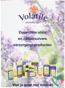 Volatile Productinfoboekje